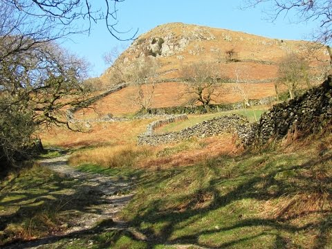 Wordsworth's Rydal to Heron Pike and Alcock Tarn round | cumbria  Walks