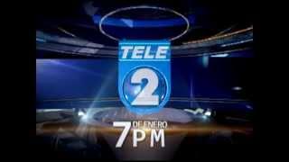 Informativo Teledos Nuevo Horario