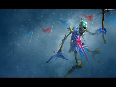 Fiddlesticks Anh Quốc