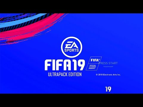 FIFA 19 PATCH FOR FIFA 18 | SEASON 2018/2019 | ULTRAPACK #3 'FIFA 19 EDITION'