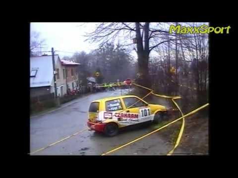 Rally Crash Compilation 2002-2004