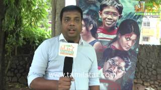 Natarajan Gopalan at Moch Movie Audio Launch