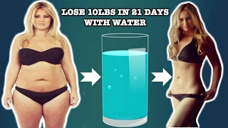 """How to lose weight fast by drinking water 100% effective Water may very well be the most underrated nutrient—especially when it comes to weight loss. Sure, """"..."""