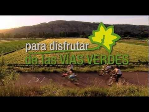 20 aniversario de las vías verdes