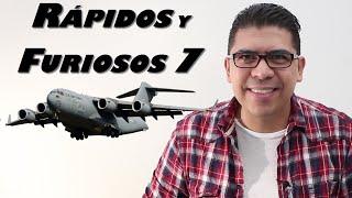 Video Rápidos y Furiosos 7, Aviones (#7) MP3, 3GP, MP4, WEBM, AVI, FLV Agustus 2018