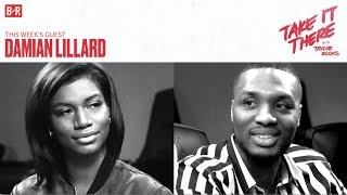 """Damian Lillard Doubles Down on """"Superteam"""" Comments 
