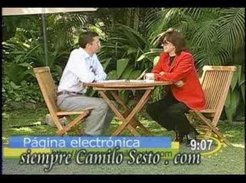 Camilo Sesto en TeleTica 3 de 3