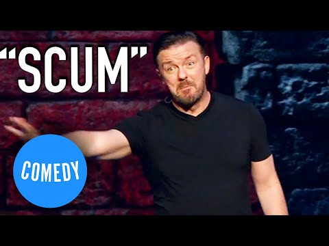 Ricky Gervais On Michael Jackson & Acts Of God | Universal Comedy