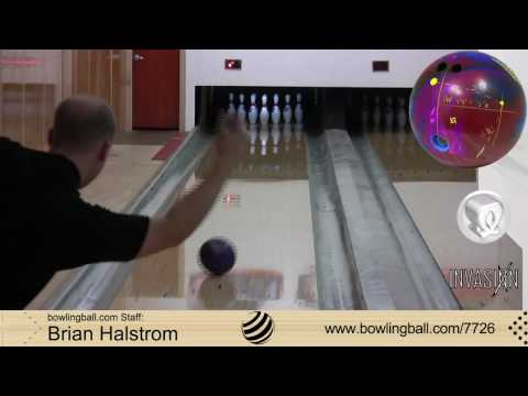 Storm Invasion Bowling Ball reaction video