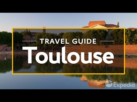 Travel Guide to Historic and Beautiful Toulouse, France