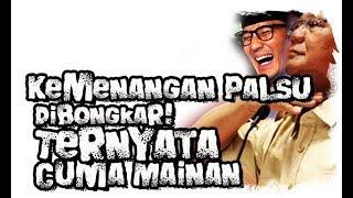 Video Kepalsuan Klaim Kemenangan Prabowo Dibongkar, Ternyata cuma Mainan MP3, 3GP, MP4, WEBM, AVI, FLV April 2019
