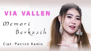 Video Via Vallen - Memori Berkasih [Official] MP3, 3GP, MP4, WEBM, AVI, FLV Maret 2019