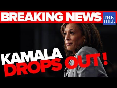 BREAKING: Kamala Harris drops out of 2020 race