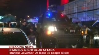Gunman Dressed As Santa Claus Killed 35 People In Istanbul NYE Nightclub Attack Still On The Loose!