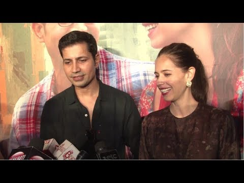 Sumeet Vyas Talk's About The Title Of The Movie Ribbon At The Trailer Launch Of Movie Ribbon