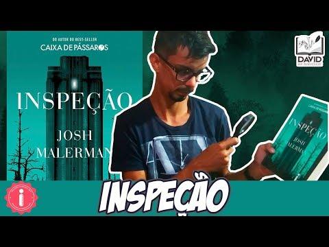 INSPEÇÃO | JOSH MALERMAN | EDITORA INTRÍNSECA