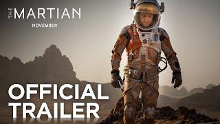 The Martian | Official Trailer 1 | HD