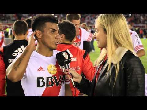 Kaprof, tras el gol ante Sevilla por la Supercopa Euroamericana