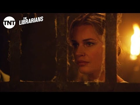 The Librarians: I Never Stopped Being A Guardian - Season 4, Ep. 1 [CLIP] | TNT
