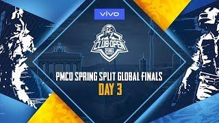 [Hindi] PMCO Global Finals Day 3 | Vivo | PUBG MOBILE CLUB OPEN