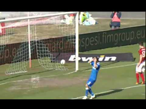 Varese vs Empoli 0-1 All Goals | 10.03.2012 (Serie B)