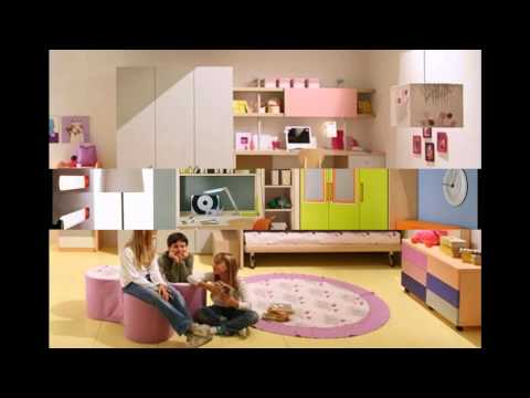 Cool Kids room interior design