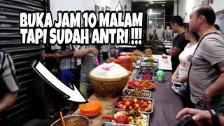 Video BELUM BUKA SUDAH ANTRI !!! BUKANYA JAM 10 MALAM MAKAN NASI UDUK BU SUM MP3, 3GP, MP4, WEBM, AVI, FLV Mei 2019