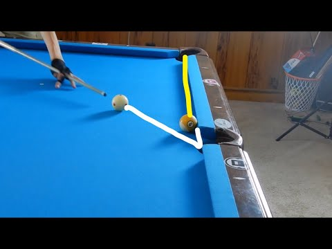Awkward Shots in Pool and How to Do Them!