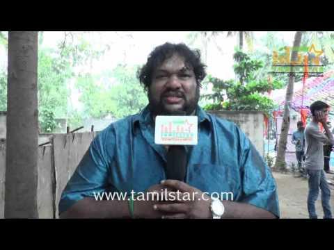 Srikanth Deva at Jeyikkira Kuthira Movie Launch