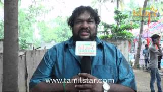 Srikanth Deva at Jeyikkira Kuthira Movie Launch