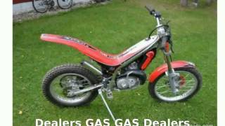 8. 2011 GAS GAS TXT Rookie 70 - Walkaround and Specification