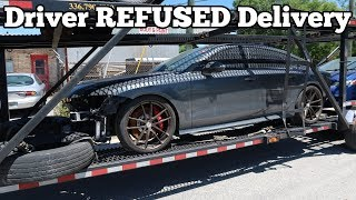 Video My Audi RS7 was Taken From me By its Delivery Driver! Here's how I got it back... MP3, 3GP, MP4, WEBM, AVI, FLV Juni 2019