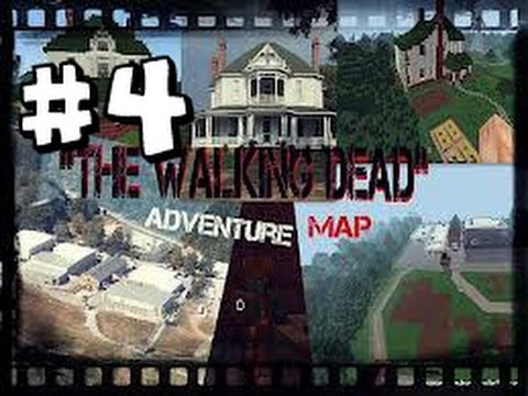 Minecraft-Walking Dead Ep 4 CDC