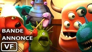 Monstres Academy Bande Annonce VF - YouTube