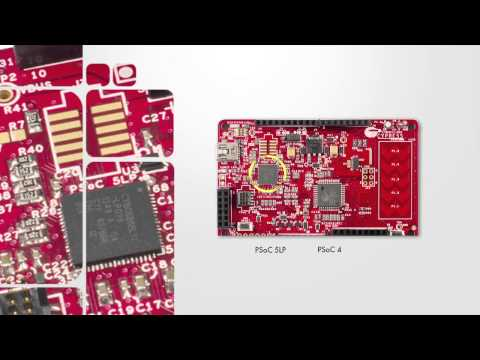 Introducing the PSoC 4 Pioneer Kit from Cypress