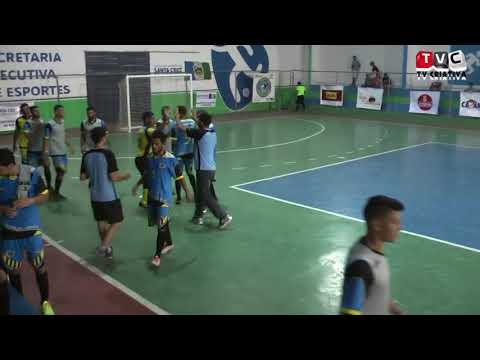 Futsal Gaviões 4x2 DRB