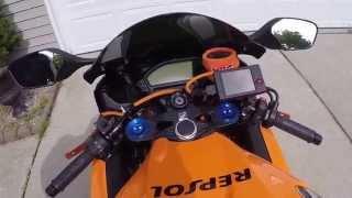 5. 2013 Honda CBR 1000RR Repsol