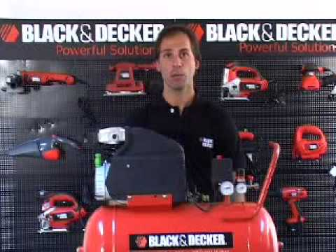 Compresores Black & Decker
