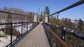 Boischatel (QC) Canada  city photos : Montmorency Falls, in Quebec