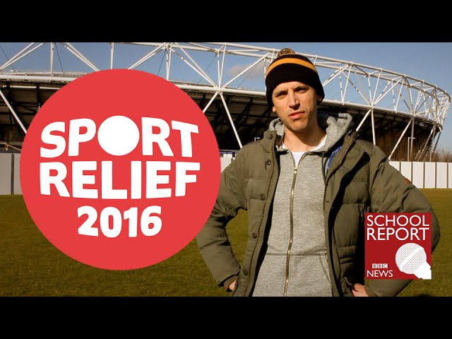 The Sport Relief Celebrity Challenge