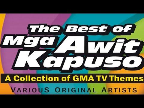 Mga Awit Kapuso : A Collection of GMA TV Themes