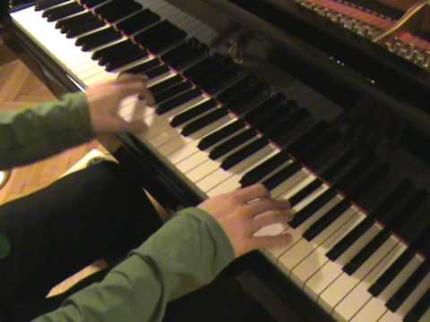 Lord Of The Rings - Concerning Hobbits On Piano