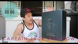 Video UNBOXING HOTTOYS JACK SPARROW / FIGURE SUPER KEREN, HARGA NGE DROP!!!! MP3, 3GP, MP4, WEBM, AVI, FLV Maret 2019