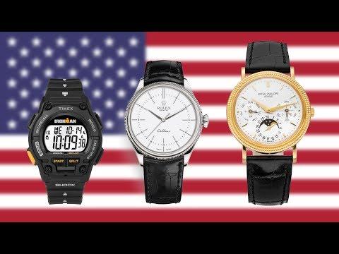 Watches of United States Presidents (Patek Philippe, Rolex, Timex)_A valaha feltöltött legjobb karóra videók