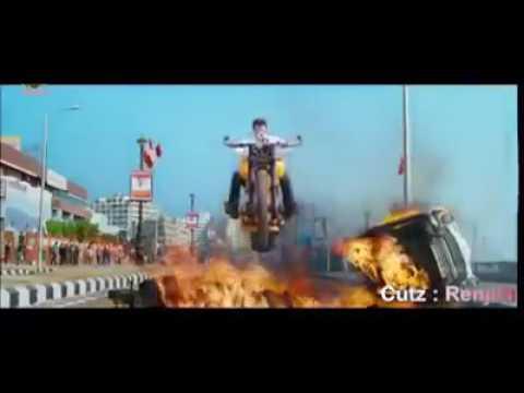 Telugu balakrishna unbelievable stunt...