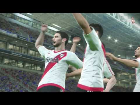 Gol de Alario - River Play