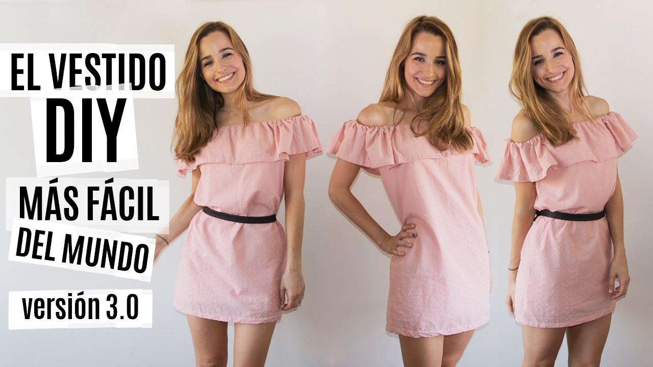 El vestido DIY más fácil del mundo   Versión 3.0