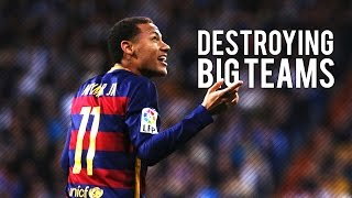 Neymar Jr ● Destroying Big Teams - Skills & Goals | HD, neymar, neymar Barcelona,  Barcelona, chung ket cup c1, Barcelona juventus