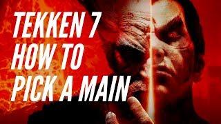 Video Picking a Main: Tekken 7 Concepts MP3, 3GP, MP4, WEBM, AVI, FLV September 2019