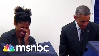 Video Interview With 'Obama's Girlfriend' | All In | MSNBC MP3, 3GP, MP4, WEBM, AVI, FLV Juni 2017